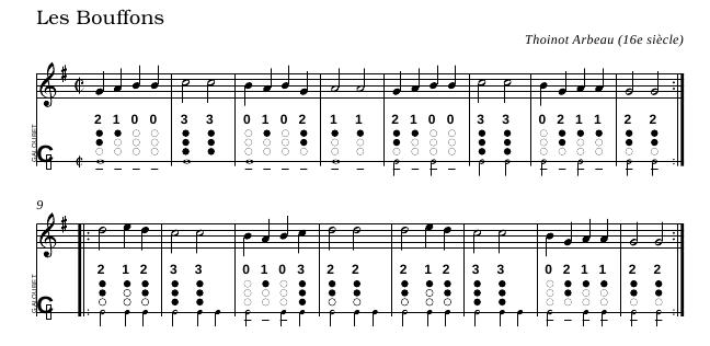 clair de lune guitar duo pdf